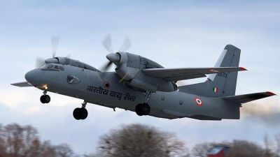 No trace of Indian Air Force's missing AN-32 aircraft found so far