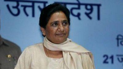 Mayawati says SP need to improve