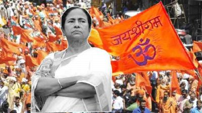 BJP's new slogan to overthrow TMC, 'Jai Mahakali, Jai Shri Ram'