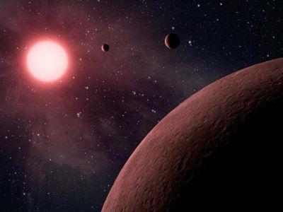 वैज्ञानिकों ने खोजा एलियन्स का ग्रह