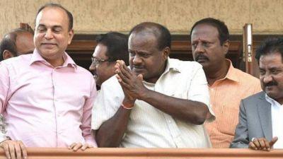 कर्नाटक में हुआ मंत्रिमंडल का विस्तार