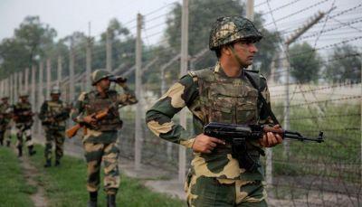पाकिस्तान ने फिर दिखाया आतंकवादी चेहरा...