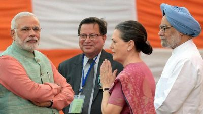 BJP ने सोनिया से मुलाकात की लेकिन राष्ट्रपति उम्मीदवार का नाम नहीं बताया