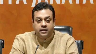 Sambit Patra slammed Rahul Gandhi said, 'Falls asleep with oil in his..'