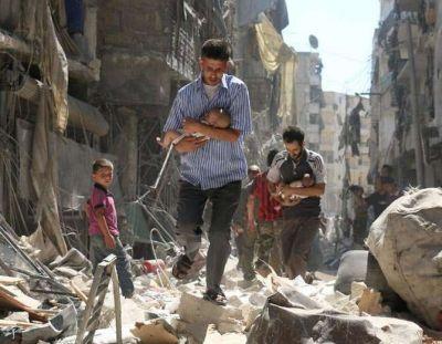 सीरिया गृहयुद्ध में अब नार्थ कोरिया भी