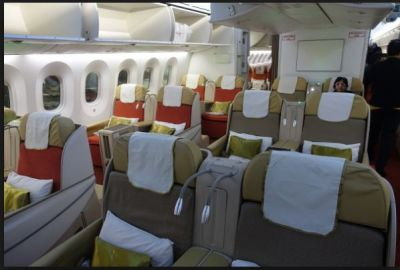 Four Air India Employees face disciplinary action for doing this act on a plane