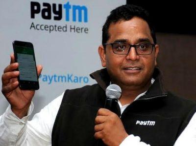 Paytm founder Vijay Shekhar Sharma becomes the youngest Indian billionaire