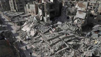 क्या बाइबिल की भविष्यवाणी से नर्क बन रहा सीरिया ?