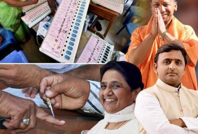 गोरखपुर फूलपुर उपचुनाव: केशव प्रसाद मौर्य ने किया मतदान
