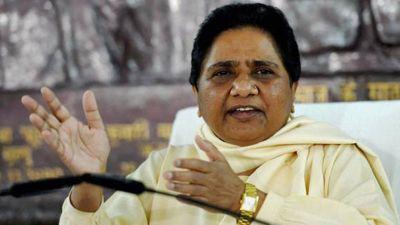 मायावती ने साधा भाजपा पर निशाना, कहा - अब क्यों अलाप रहे राष्ट्रवाद का राग