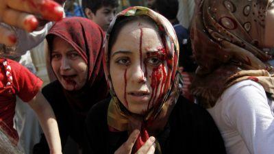 सीरिया: लाशों में तब्दील होता घोउता, फिर 1000 से ज्यादा लोग मारे गए