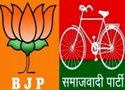 LIVE: गोरखपुर / फूलपुर उपचुनाव 2018 / रुझान... प्राथमिक रुझानों में भाजपा और  सपा दोनों को बढ़त