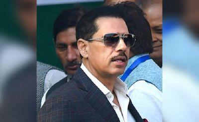 मनी लॉन्ड्रिंग मामला: रॉबर्ट वाड्रा ने किया राहुल के बयान का समर्थन, कहा सच सामने आएगा