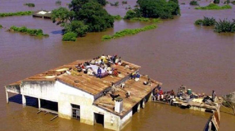 मोजाम्बिक में तूफ़ान में मचाया कहर, 19 की मौत 70 घायल