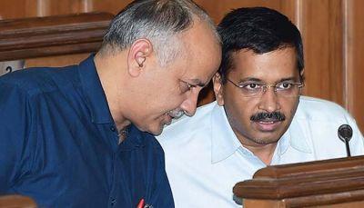 BJP का दावा दो राज्यों में करारी हार के बाद टूट की कगार पर पहुंची AAP