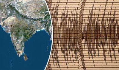 अल सुबह भूकंप से कांप उठा राजस्थान, लोगों में फैली दहशत