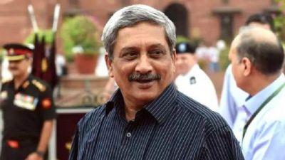 पर्रिकर के डॉ ने बताया उनकी जिंदादिली का किस्सा, कहा- हंस रहे थे गोवा सीएम