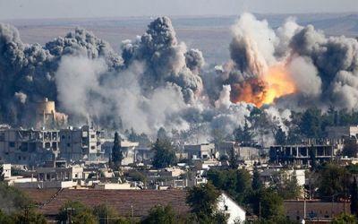 मौतें गिनने का मुकाम बना सीरिया, ताज़ा हमले में 30 मरे
