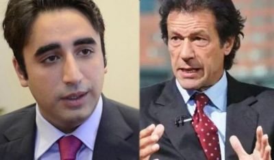 Bilawal Bhutto accuses Imran khan  of shielding banned leaders from Indian jets