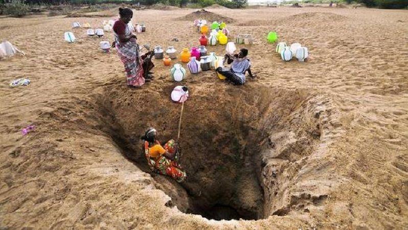 विश्व जल दिवस: तीन समुद्रों से घिरे होने पर भी जल संकट से जूझेगा भारत !