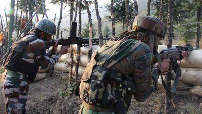 जम्मू कश्मीर: पाकिस्तान कर रहा सीमा पर गोलीबारी, भारतीय सेना का एक जवान शहीद
