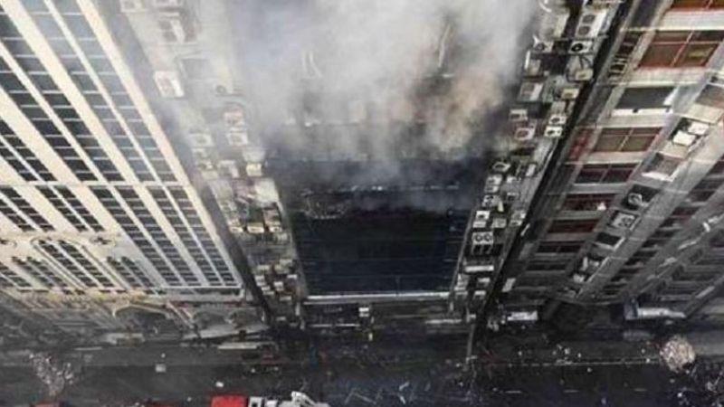 ढाका : इमारत में लगी आग से अब तक 20 से अधिक लोगों की मौत, कई घायल