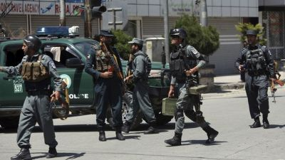 अफ़ग़ानिस्तान में तालिबान का कहर, दो दिन में मारे 17 पुलिसकर्मी