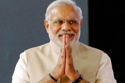 एक दिवसीय दौरे पर ओडिशा पहुंचे पीएम मोदी, कुछ देर जगदलपुर एयरपोर्ट पर भी रुके