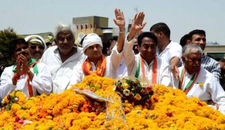 कमलनाथ आज संभालेंगे कांग्रेस प्रदेश अध्यक्ष की कमान