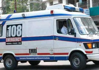 shameful! Ambulance driver attempts to rape corona patient in govt. hospital, arrested