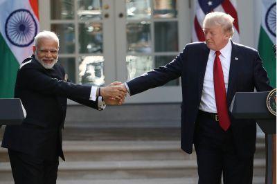 ट्रम्प के खिलाफ उतरे अमेरिकी सांसद, किया भारत का समर्थन