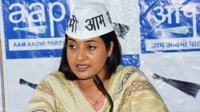 आप MLA अनिल वाजपेयी ने थामा भाजपा का हाथ, अलका बोलीं- पार्टी में हुआ उनका अपमान