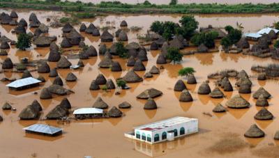 केन्या में बाढ़ से भारी तबाही, 80 की मौत