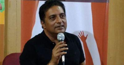 दिल्ली में आप के लिए प्रचार कर रहे प्रकाश राज, कहा - मैं पीएम मोदी के खिलाफ