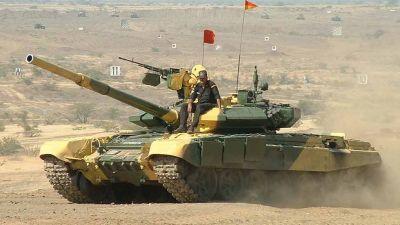 अब इंडियन आर्मी को मिलेंगे T-90 भीष्म टैंक, जमीन से ही मार गिराएंगे फाइटर प्लेन