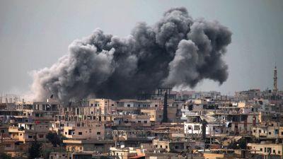 सीरिया को इस देश से मिली ख़त्म करने की धमकी