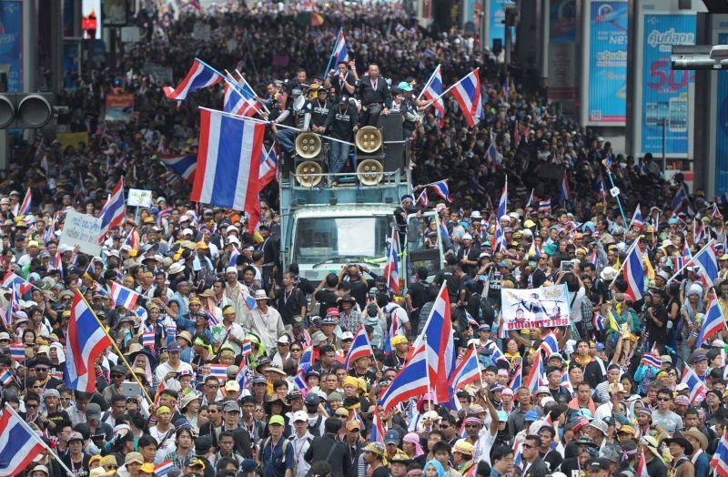 चुनाव हारने के बाद भी थाईलैंड में सैन्य शासक ही करेंगे शासन