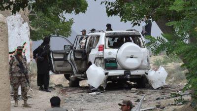 पाकिस्तान में हुआ बम ब्लास्ट, 25 लोगों की मौत, संसद के डिप्टी चेयरमैन हैदरी घायल