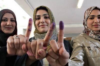 ISIS की हार के बाद, इराक में आज संसदीय चुनाव