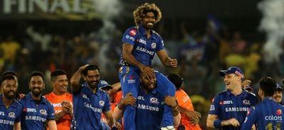 चेन्नई को 1 रन से हराकर मुंबई बना आईपीएल के 12वें सीजन का चैम्पियन
