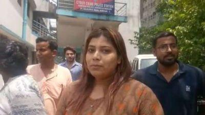 ममता पर मीम बनाने वाली भाजपा नेता को मिली जमानत, लेकिन अदालत ने रखी ये शर्त