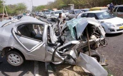 बैतूल : नागपुर हाइवे पर ट्रक और बोलेरो की हुई जोरदार टक्कर, हादसे में पांच की मौत