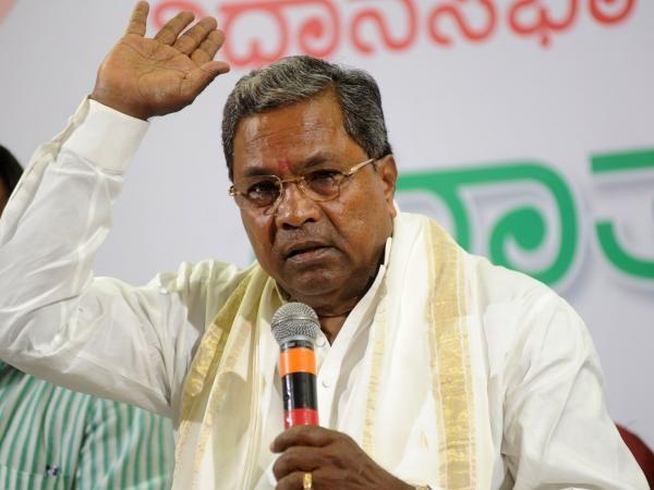 कर्नाटक से बड़ी खबर: सिद्दारमैया देंगे त्याग पत्र !
