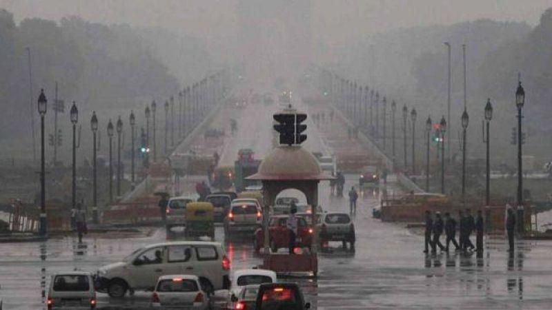 राजधानी में लगातार हो रही बारिश से मौसम हुआ सुहाना, आगे ऐसा रहेगा मौसम