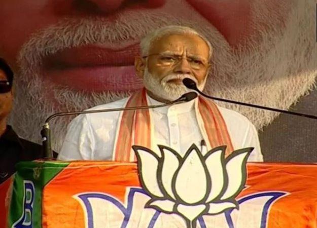 PM का ममता बनर्जी पर हमला, कहा- आपकी गालियों और धमकियों से नहीं डरेंगे