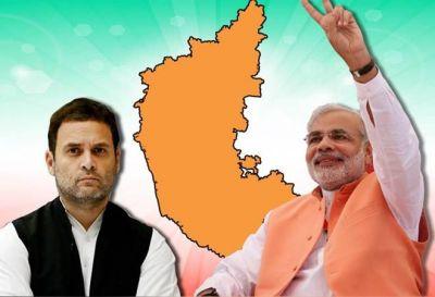 कर्नाटक विस चुनाव : लिंगायत दांव खेलकर कर्नाटक को भी 'भगवामय' कर देंगी बीजेपी
