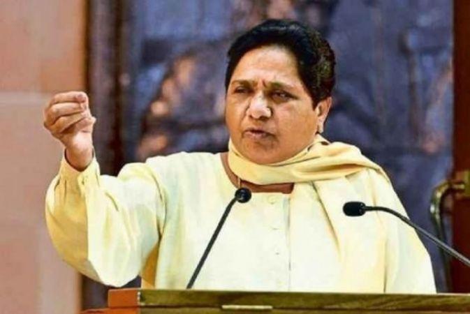 कांग्रेस नेता का बड़ा बयान, कहा- चुनाव परिणाम के बाद इस पार्टी के साथ चले जाएंगी मायावती