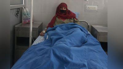 जम्मू कश्मीर: जब कोई नहीं आया काम, तो CRPF ने बचाई मुस्लिम महिला की जान