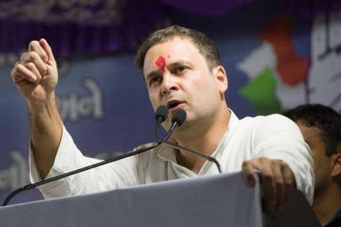 खोखली जीत' का जश्न मनाएगी बीजेपी - राहुल