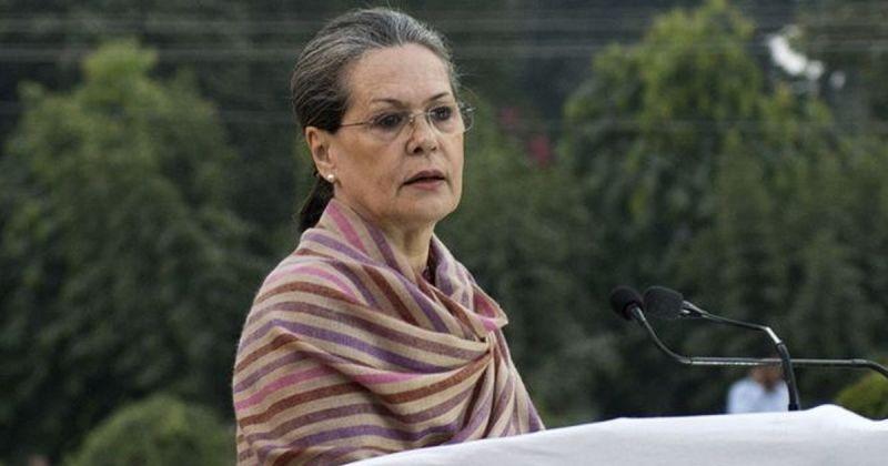 गैर-एनडीए दलों के लिए 23 मई को बुलाई सोनिया गांधी ने बैठक
